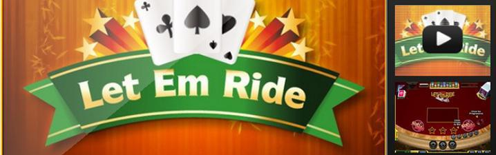 How to play Let 'Em Ride at Slots of Vegas