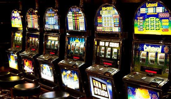evolution of slot machines