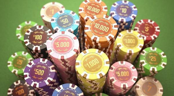 Chips - casino currency