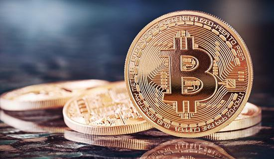 Bitcoin currency in casino