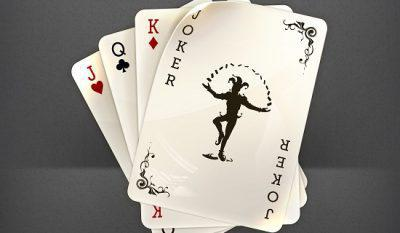 Joker poker cards