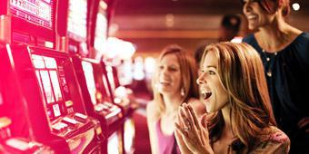 ENJOY AN AUTHENTIC LAS VEGAS SLOT CASINO EXPERIENCE!