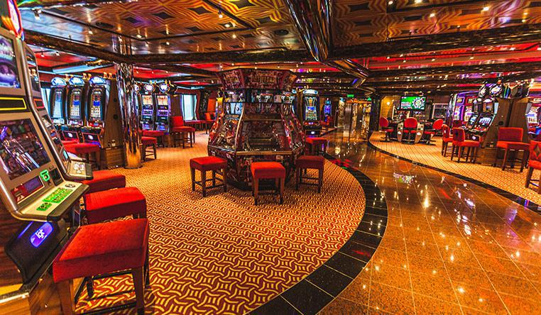 Cruise Ship Casino - Slots Of Vegas