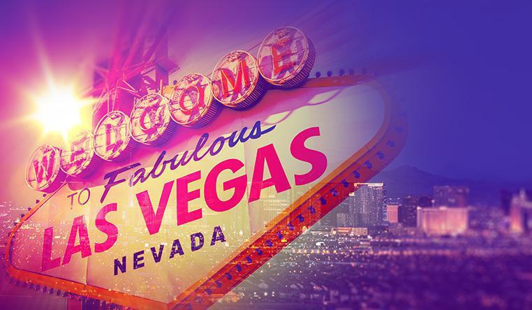 Las Vegas Logo - Slots