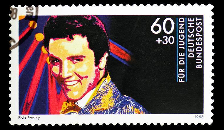 Elvis Presley - Online casino SoV