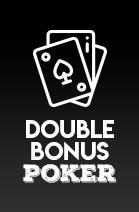 Double Bonus Poker Casino for Real Money