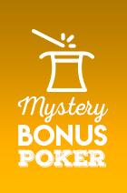 Mystery Bonus Poker Casino for Real Money