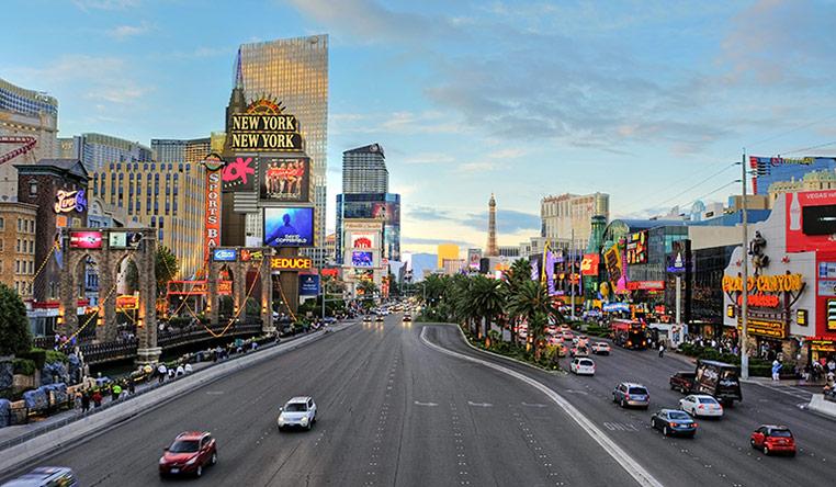 Las Vegas Main Street